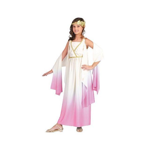 Fun World Children Athena Costume Multi Color Medium