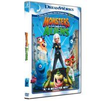 DreamWorks Animation Skg - Monstres Contre Aliens - Dvd - Edition simple