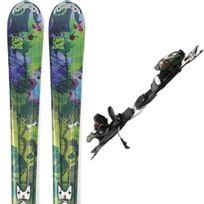 Nordica - Phenom Xbi Ski + N Exp 2s Fixations