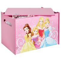 Worlds Apart - Coffre à jouets bois Princesses Disney