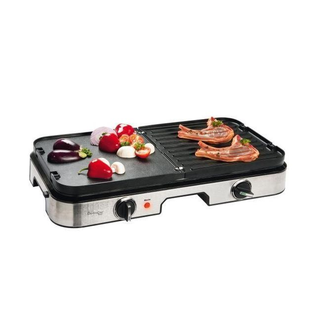Domoclip - Plancha grill - Doc102