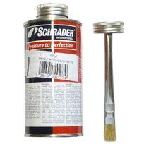 Schrader - Solution Vulcanisante Pour Reparation Pneus Et Chambres A Air
