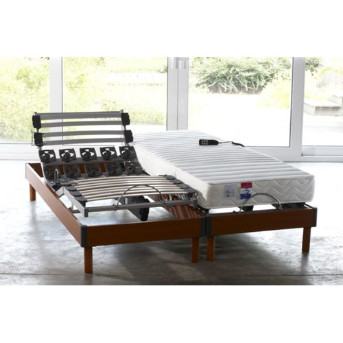 lovea ensemble relaxation matelas accueil latex sommier latte plot au niveau lombaire. Black Bedroom Furniture Sets. Home Design Ideas