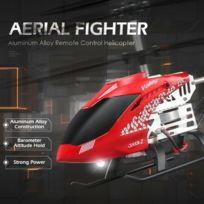 09bd90658e711d Wewoo - Drone radiocommandé Hélicoptère Rc 3.5CH 2.4GHz Gyro Rc, maintien  en altitude