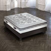 matelas sommier 180x200 achat matelas sommier 180x200 pas cher rue du commerce. Black Bedroom Furniture Sets. Home Design Ideas