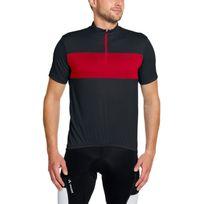 Vaude - Mossano Iii - Maillot manches courtes - rouge/noir