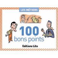 """Editions Lito - images """"les metiers"""" - boite de 100"""