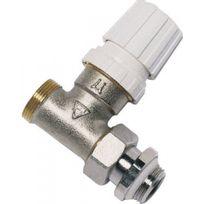 Rbm - Corps de robinet thermostatisable droit filetage 15x21