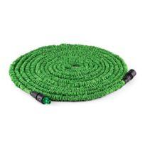 DURAMAXX - Rallonge souple pour tuyau de jardin Flex Extend raccord 30m vert