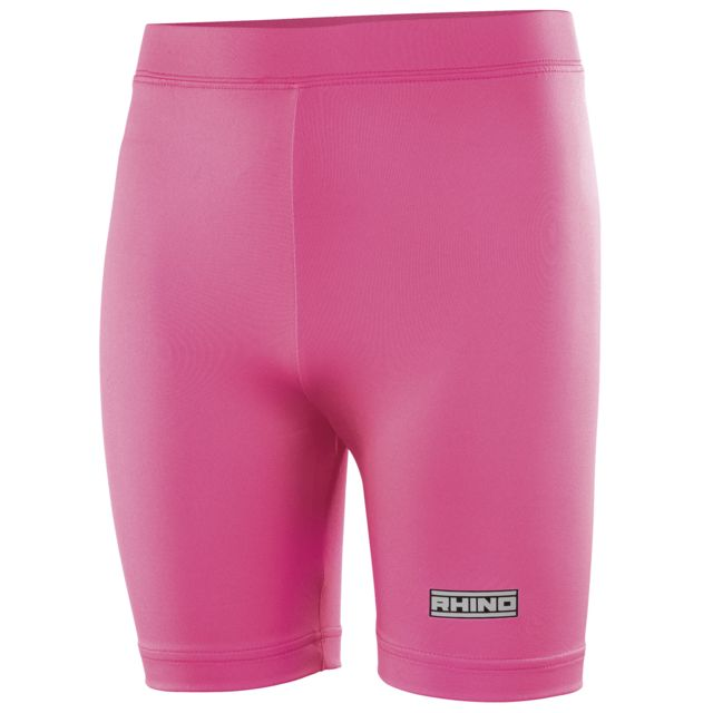 cheap for sale cozy fresh lower price with Rhino - Base Layer thermique short - Garçon S-M, Rose ...