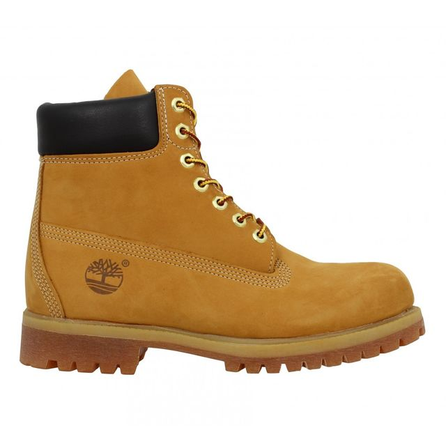 Timberland - 10068 velours Homme-42-Ocre Beige
