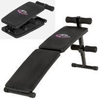 Autre - Banc de musculation abdominaux pliable 0708013