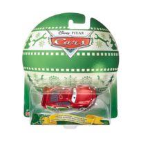 Cars - Voiture Disney Esprit De Fete - Flash Mcqueen Véhicule Miniature Rouge Re-f50