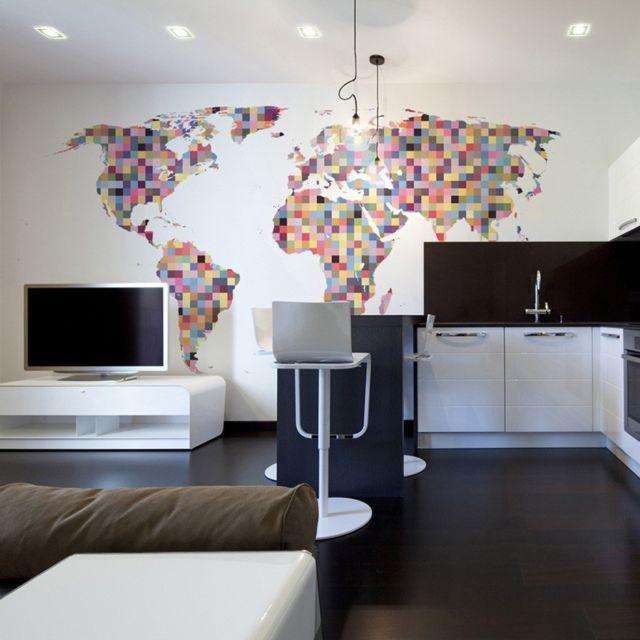 Bimago Makossa A1 F5tnt0081 P Papier Peint Xxl World Of