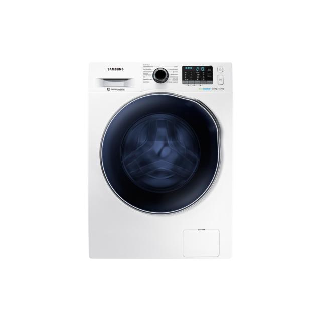 Samsung Lave-linge séchant - Wd70J5A10AW - Blanc