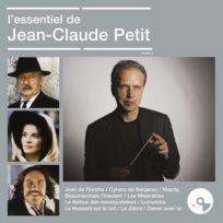 - Jean-Claude Petit - L'essentiel de Jean-Claude Petit Boitier cristal