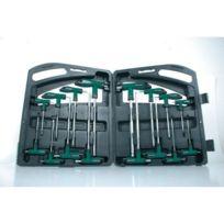 Mannesmann - Coffret de 16 clés mâles et torx M18190