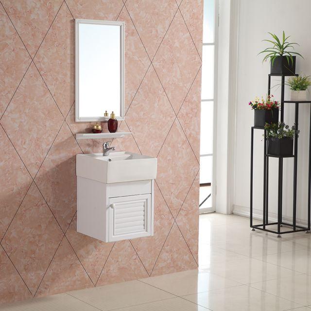 Marque Generique - Meuble de salle de bain de modèle de nuage en ...