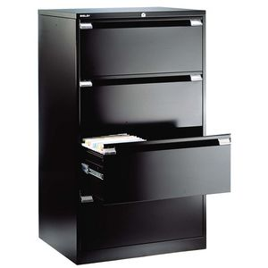 bisley armoire pour dossiers suspendus 2 colonnes 4. Black Bedroom Furniture Sets. Home Design Ideas