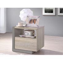 chevet scandinave achat chevet scandinave pas cher rue du commerce. Black Bedroom Furniture Sets. Home Design Ideas