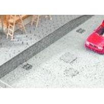 Noch - 14632 - ModÉLISME Ferroviaire - ÉLÉMENTS De DÉCORATION - Laser-cut Minis Kit Plaques D'ÉGOUTS