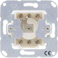 Jung - 134.28 MÉCANISME Interrupteur À ClÉ Bouton Poussoir Bipolaire Volet Roulant