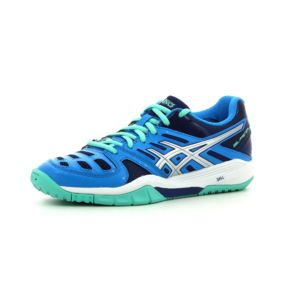 Chaussures Asics Gel Fastball bleues femme v4GBN2