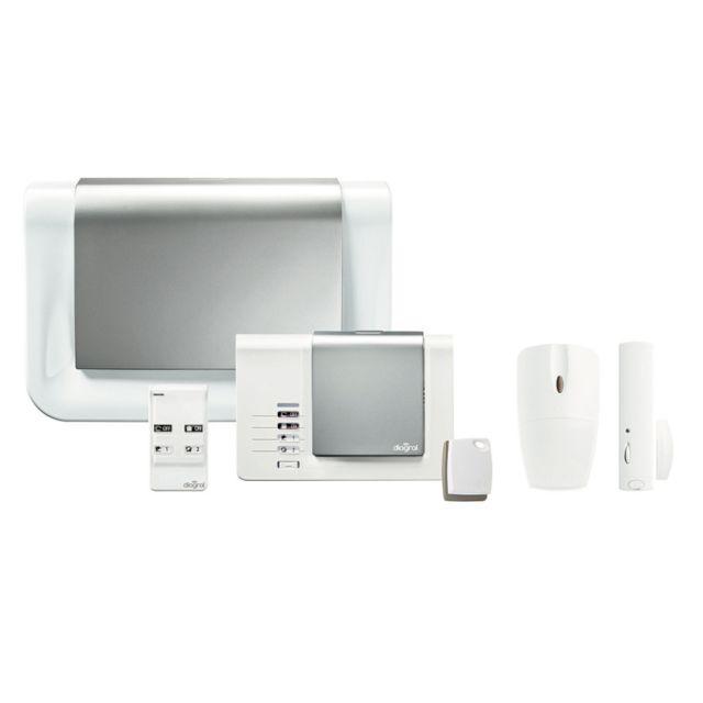 diagral alarme one diag16bsf pas cher achat vente alarme rueducommerce. Black Bedroom Furniture Sets. Home Design Ideas