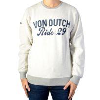 Vondutch - Sweat Von Dutch Ride Gris