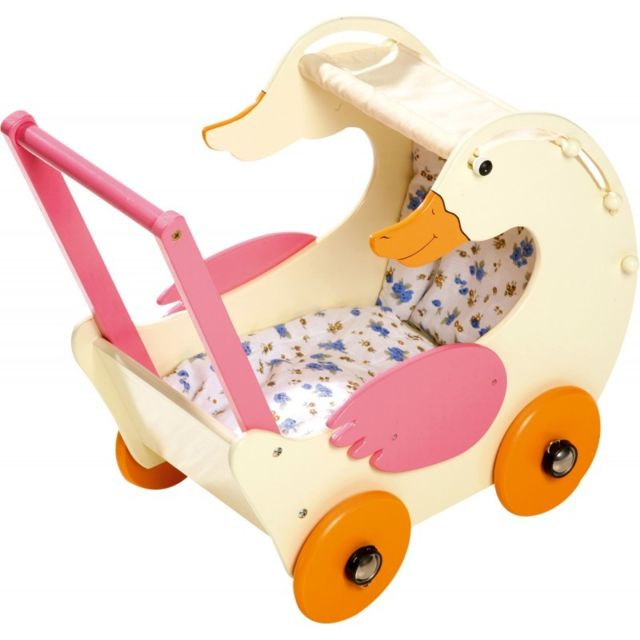 Small Foot Company Landau de poupée «L'oie Gerda