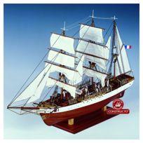 CONSTRUCTO - Maquette bateau en bois : Le Pourquoi Pas