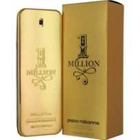 Paco Rabanne - pour homme - Eau de toilette One Million - 200 ml