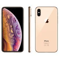 APPLE - iPhone XS - 64 Go - MT9G2ZD/A - Or