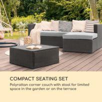 Salon de jardin lounge - catalogue 2019 - [RueDuCommerce - Carrefour]