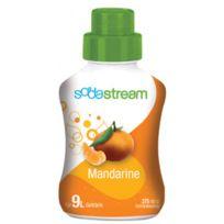 SodaStream - Concentré Saveur Mandarine 375 ml