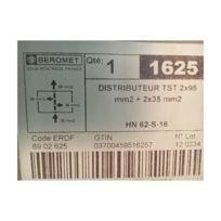 Beromet - 1625 - Distributeur Tst 2x95mm² + 2x35mm²