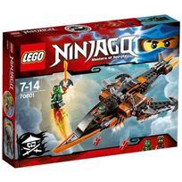 Lego - Le requin du ciel Ninjago - Wdk
