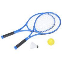 Moov Ngo - Raquettes de tennis et de badmington : Bleu