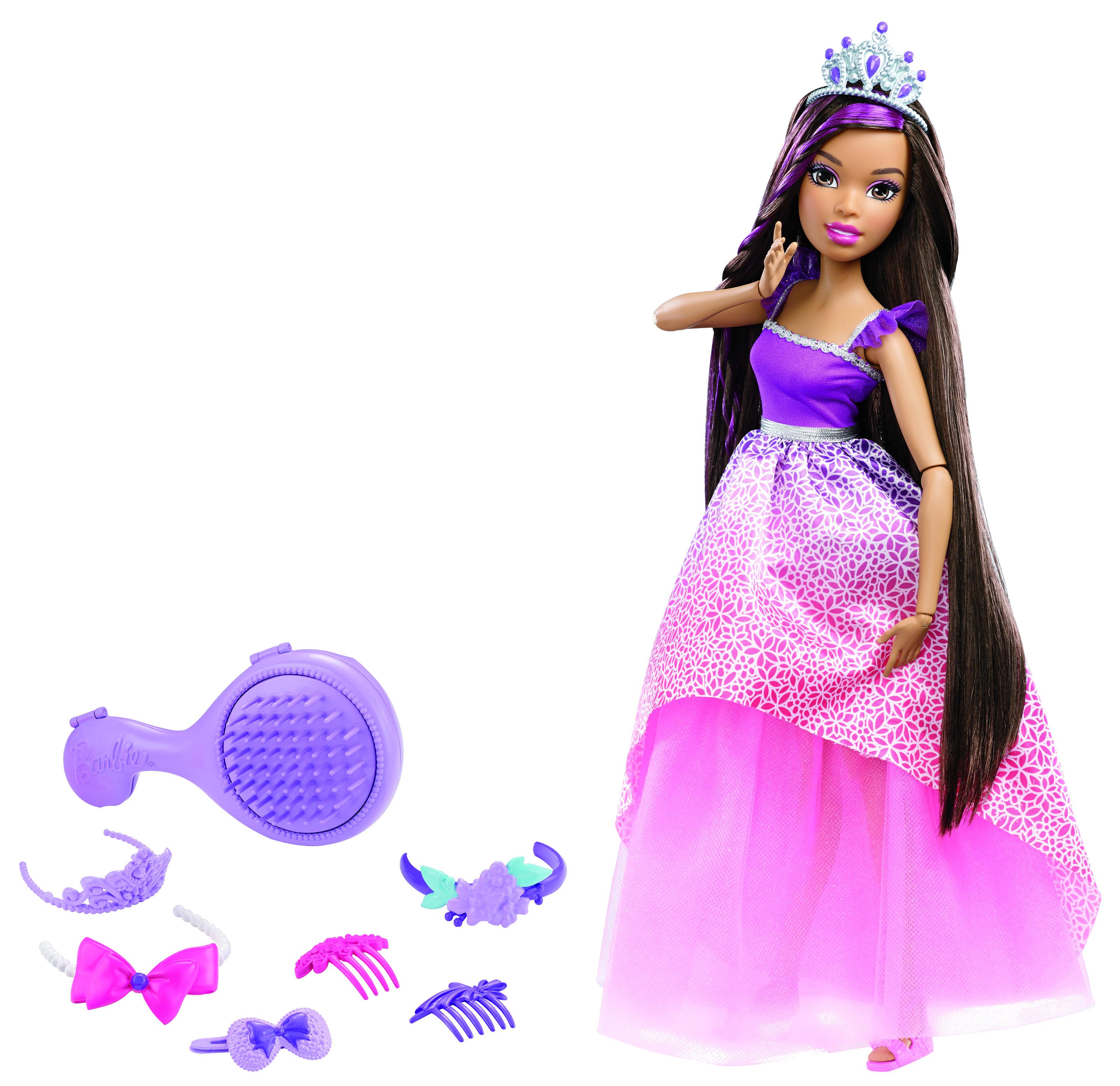 Grandes Princesse à coiffer - 43 cm - DPK21