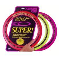 Aerobie - SchildkrÖT Fun Sports Ring Pro Grand ModÈLE Mixte Enfant Rouge/JAUNE/ROSE
