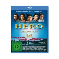 Highlight - Hero Blu-ray, Import allemand