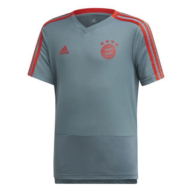 Adidas Maillot d'entrainement junior Fc Bayern Munich 2018