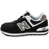 New Balance - Kl574 Skp Enfants Noire