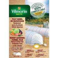 Vilmorin - Film tunnel de maraîchage - farine de céréales - 2m x 4m 45µm