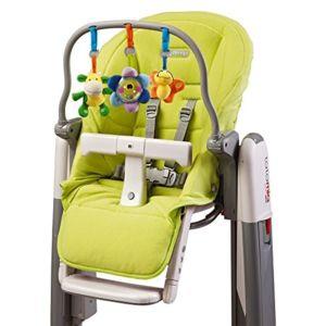 Peg perego coussin de chaise kit tatamia siesta - Chaise haute peg perego siesta pas cher ...