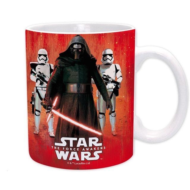 Stars Wars Star Wars Mug Kylo Ren & Stormtroopers 320 ml