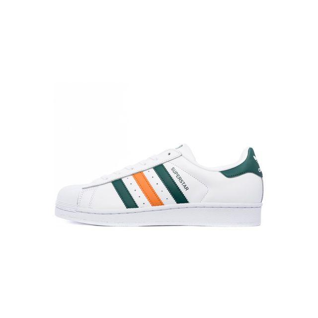 finest selection 43446 76907 Adidas originals - Basket adidas Originals Superstar - Ref. Bb2247. Couleur   Blanc