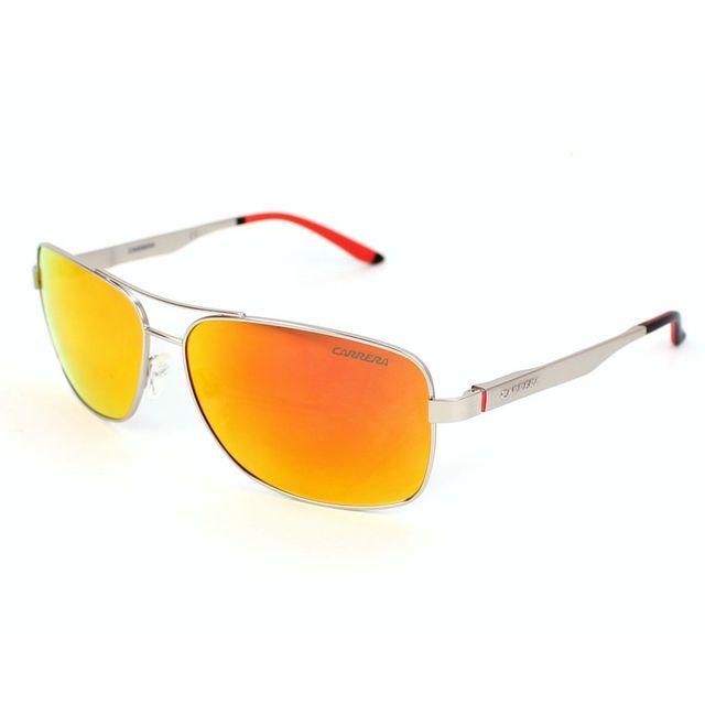 Carrera - 8014 S 011UZ Argent mat - Lunettes de soleil - pas cher ... ebdaf243e7ee