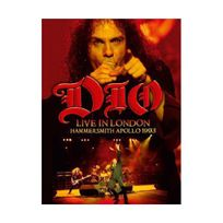 Eagle - Dio Live in London Hammersmith 93