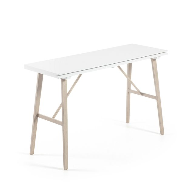 Kavehome Console table extensible Aruna
